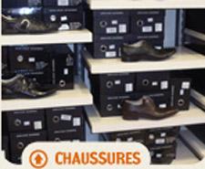chaussures en cuir pour hommes
